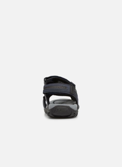 Sandals Geox U S.STRADA D U8224D Blue view from the right