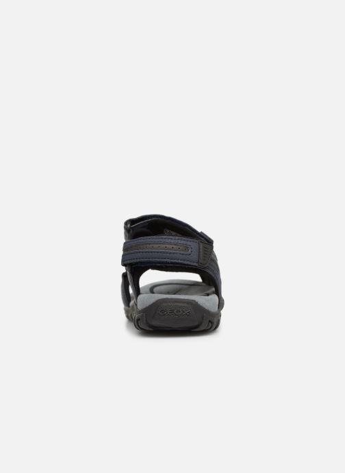 Sandales et nu-pieds Geox U S.STRADA D U8224D Bleu vue droite