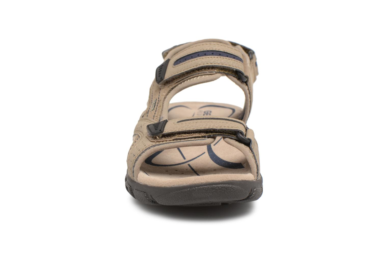 Sandals Geox U S.STRADA D U8224D Beige model view