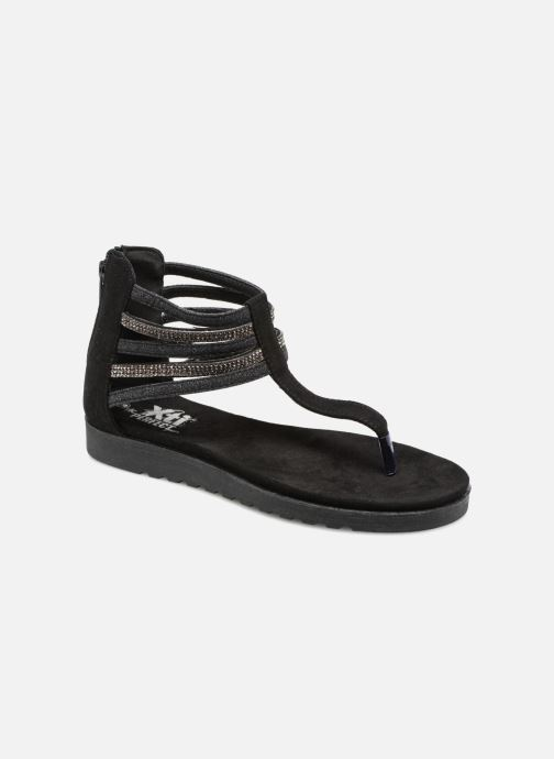 Sandales et nu-pieds Xti Amelia Noir vue détail/paire