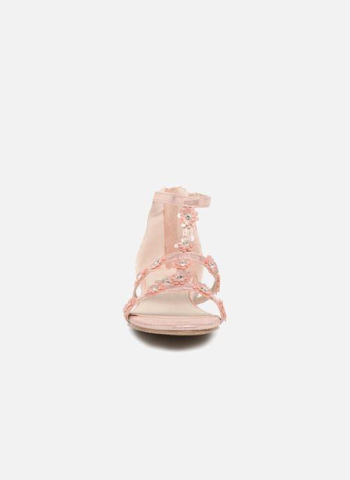 Sandales et nu-pieds Xti Antonia Rose vue portées chaussures