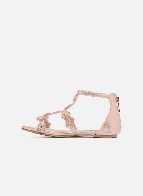 Sandales et nu-pieds Xti Antonia Rose vue face