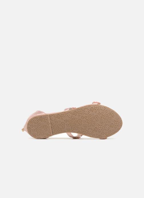 Sandales et nu-pieds Xti Antonia Rose vue haut