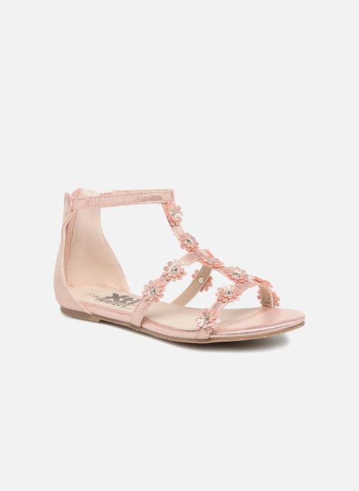 Sandales et nu-pieds Xti Antonia Rose vue détail/paire