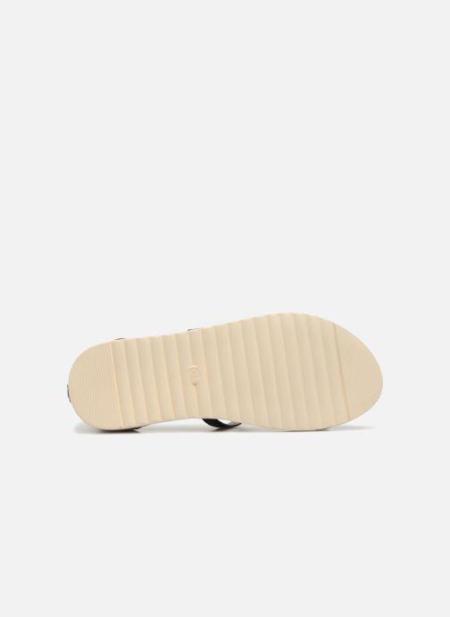 Sandales et nu-pieds Xti Camilla Bleu vue haut