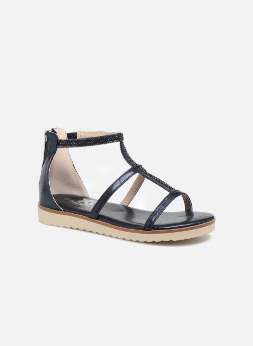Sandales et nu-pieds Xti Camilla Bleu vue détail/paire