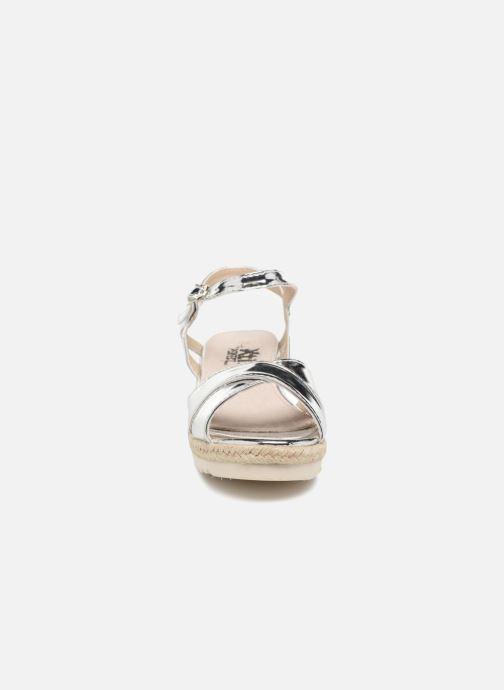 Sandaler Xti Frida Sølv se skoene på