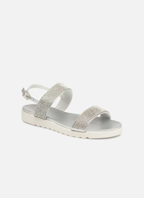 Sandales et nu-pieds Xti Samantha Argent vue détail/paire