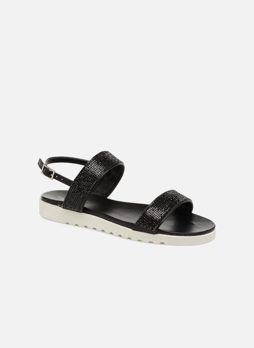 Sandales et nu-pieds Xti Samantha Noir vue détail/paire