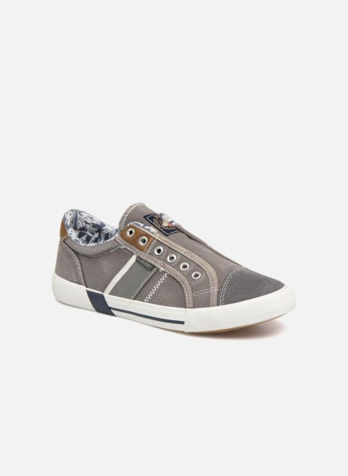 Trainers Xti Gabriele Grey detailed view/ Pair view