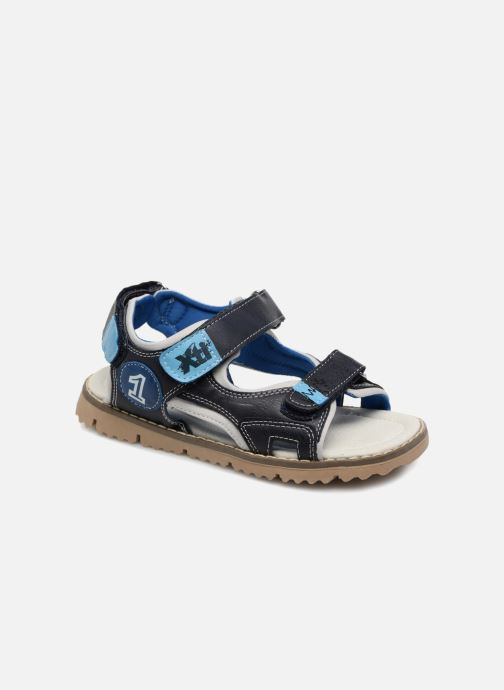Sandales et nu-pieds Xti Brando Bleu vue détail/paire