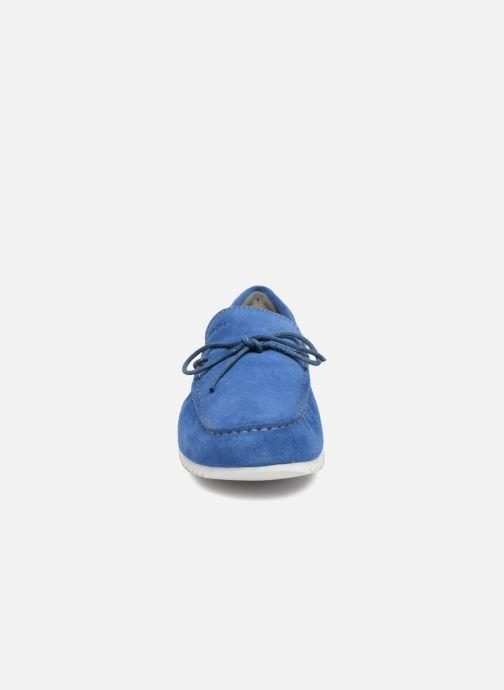 Snøresko Geox U SHARK A U82Q5A Blå se skoene på