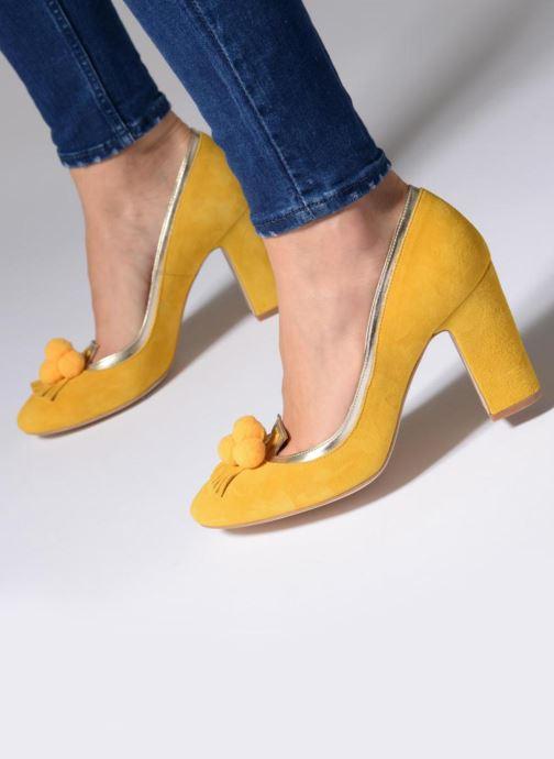 Zapatos de tacón Made by SARENZA Bombay Babes Escarpins #1 Rojo vista de abajo