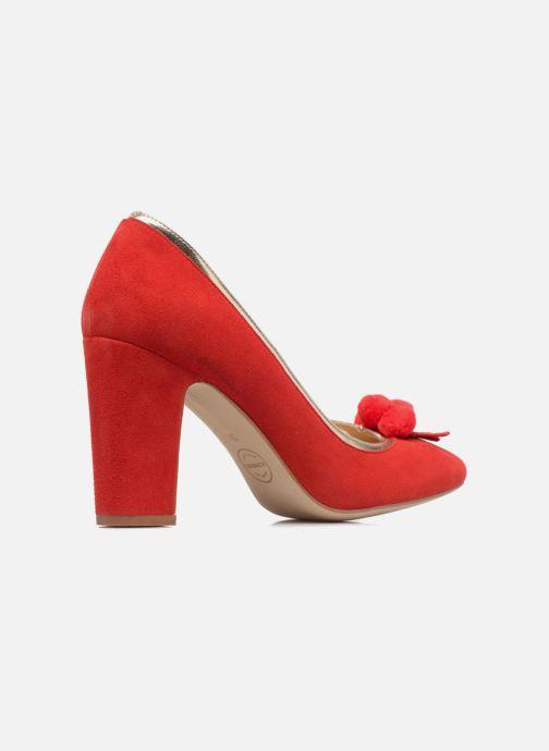 Zapatos de tacón Made by SARENZA Bombay Babes Escarpins #1 Rojo vista de frente