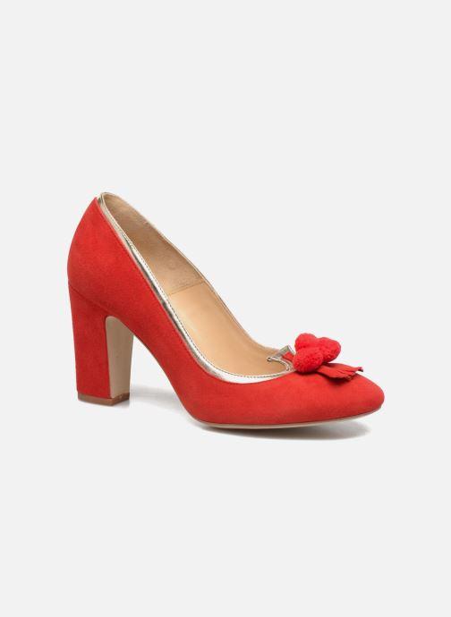 Zapatos de tacón Made by SARENZA Bombay Babes Escarpins #1 Rojo vista lateral derecha