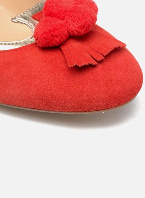 Zapatos de tacón Made by SARENZA Bombay Babes Escarpins #1 Rojo vista lateral izquierda