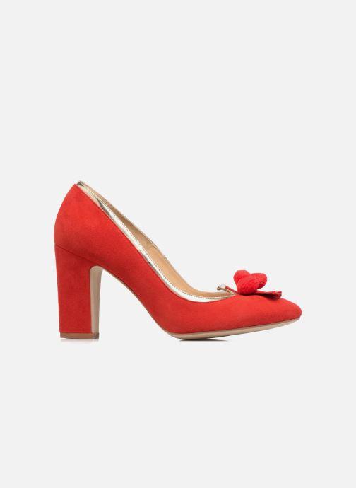 Escarpins Made by SARENZA Bombay Babes Escarpins #1 Rouge vue détail/paire