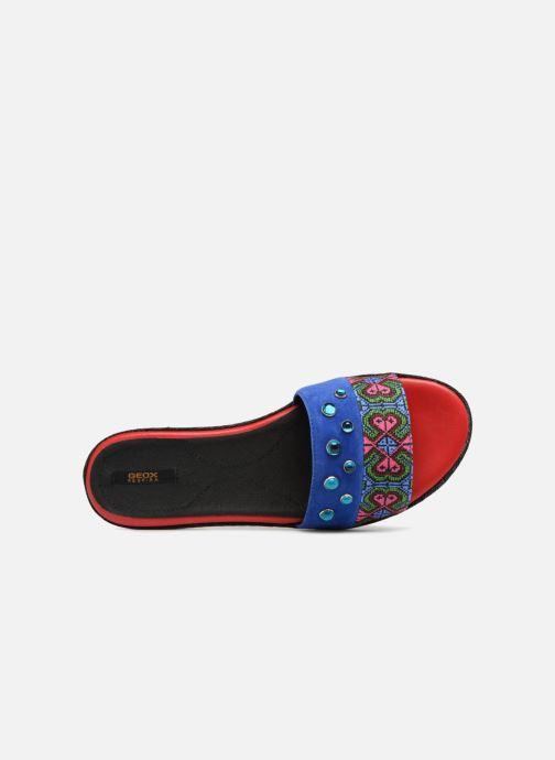 Geox D KOLLEEN KOLLEEN KOLLEEN H S825SH (blau) - Clogs & Pantoletten bei Más cómodo 22ffea
