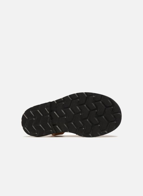 Sandalen MINORQUINES Avarca E Bruin boven