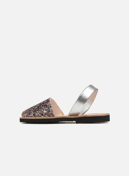 Sandales et nu-pieds MINORQUINES Avarca E Multicolore vue face