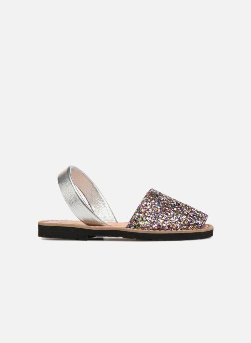 Sandales et nu-pieds MINORQUINES Avarca E Multicolore vue derrière