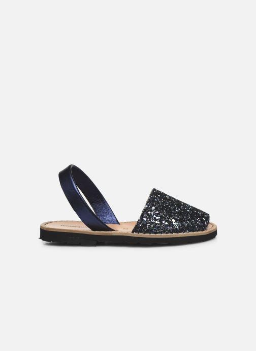 Sandali e scarpe aperte Minorquines Avarca E Azzurro immagine posteriore