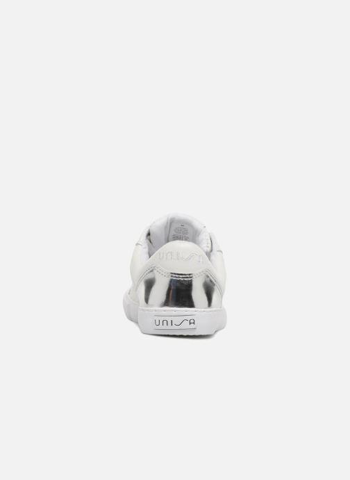 Sneakers Unisa Xica Wit rechts