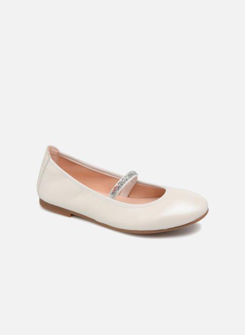Ballerinaer Unisa Dister Hvid detaljeret billede af skoene