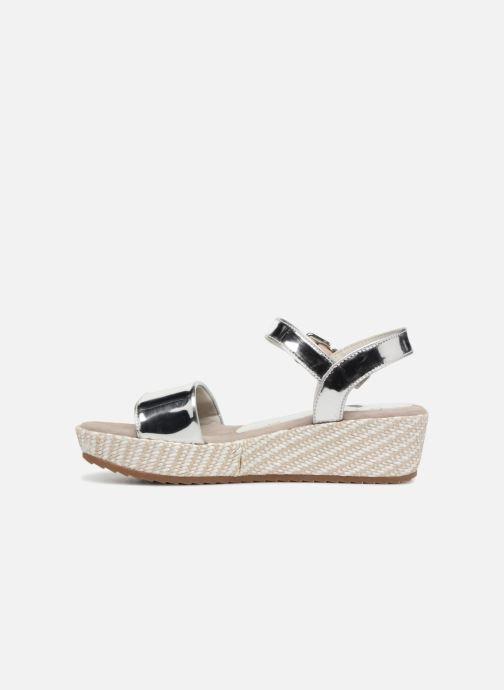 Sandali e scarpe aperte Unisa Terete Argento immagine frontale