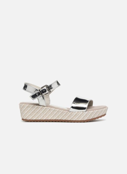 Sandali e scarpe aperte Unisa Terete Argento immagine posteriore
