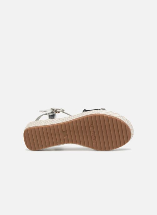 Sandali e scarpe aperte Unisa Terete Argento immagine dall'alto