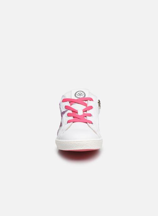 Sneaker Acebo's Roma weiß schuhe getragen