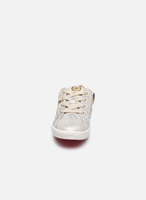 Baskets Acebo's Roma Argent vue portées chaussures
