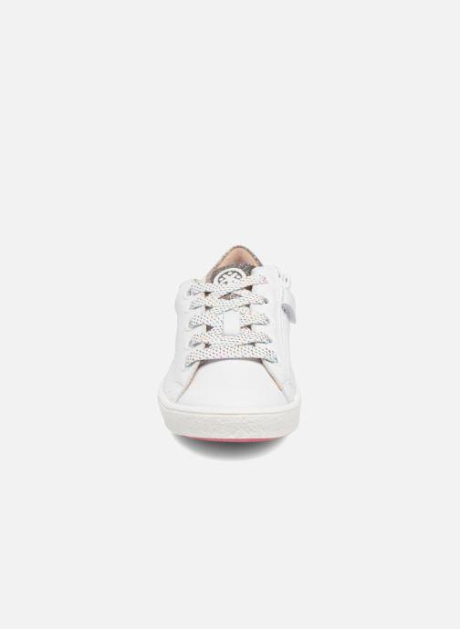 Baskets Acebo's Cristina 2 Blanc vue portées chaussures