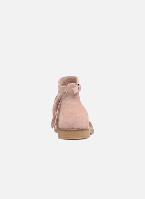 Sandales et nu-pieds Acebo's Kim Rose vue droite