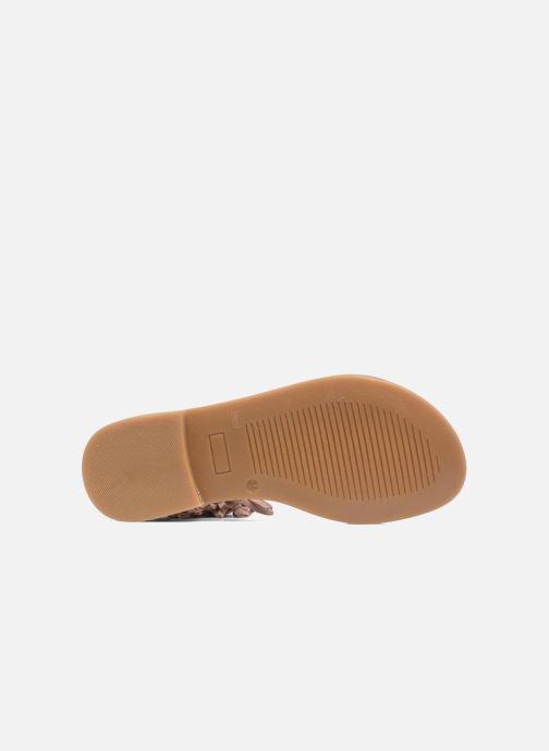 Sandales et nu-pieds Acebo's Kim Rose vue haut