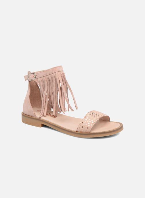 Sandales et nu-pieds Acebo's Kim Rose vue détail/paire
