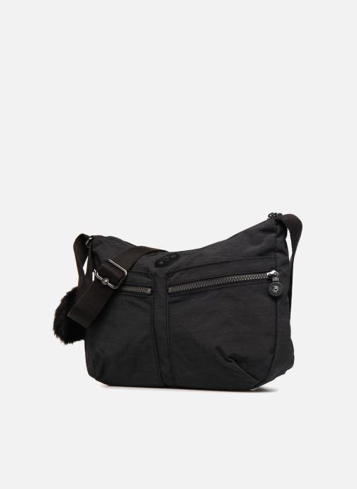 Handtaschen Kipling Izellah schwarz schuhe getragen