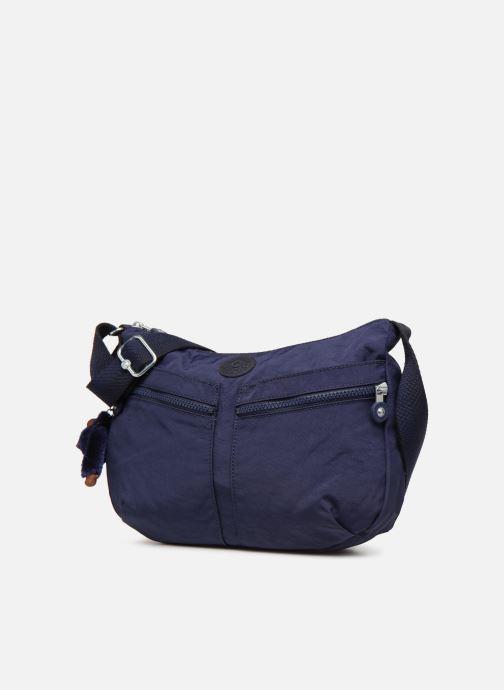 Handtassen kipling Izellah Blauw model