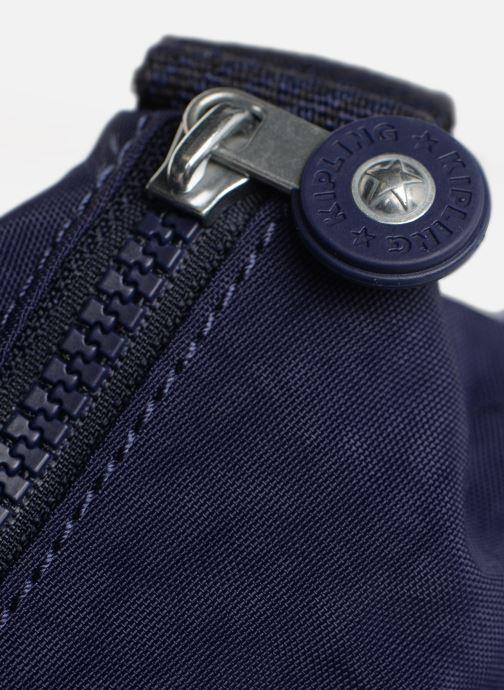 Handtassen kipling Izellah Blauw links