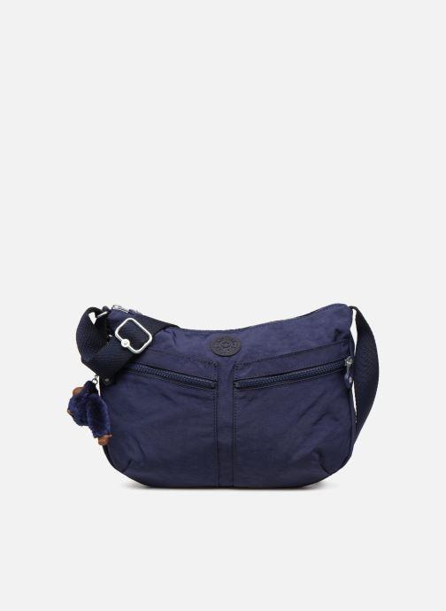 Handtassen kipling Izellah Blauw detail