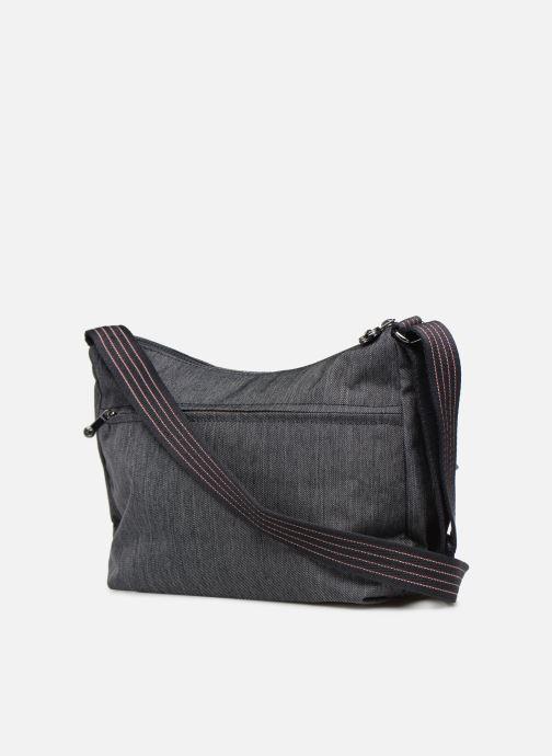 Handväskor kipling Izellah Blå Bild från höger sidan