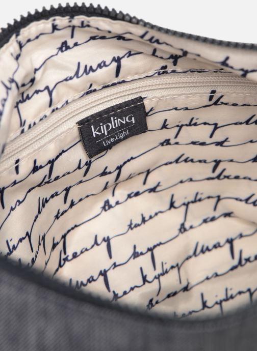 Handväskor kipling Izellah Blå bild från baksidan