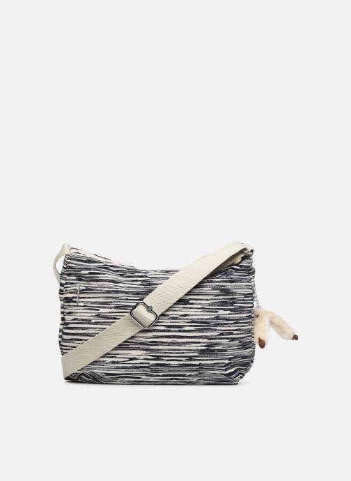 Handtaschen Kipling Izellah weiß ansicht von vorne