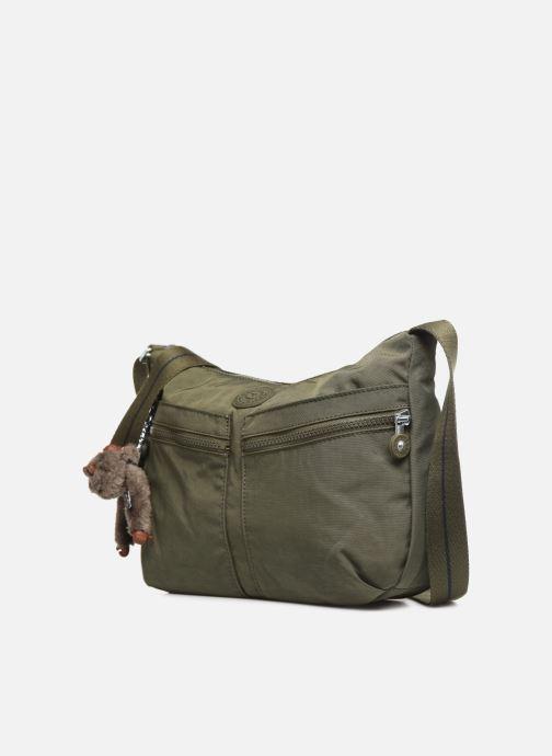 Handtaschen Kipling Izellah grün schuhe getragen