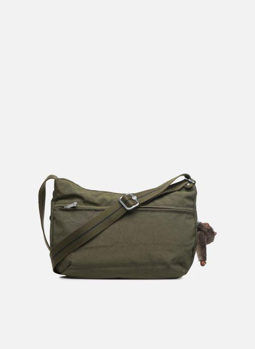 Handtaschen Kipling Izellah grün ansicht von vorne