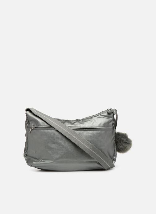 Handtaschen kipling Izellah silber ansicht von vorne