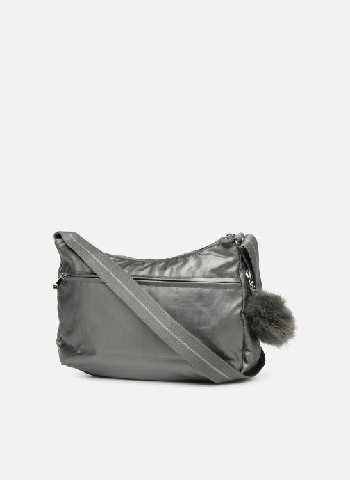 Handtassen kipling Izellah Zilver rechts