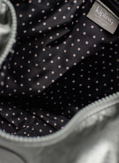 Handtassen kipling Izellah Zilver achterkant