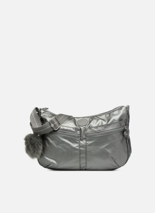 Handtassen kipling Izellah Zilver detail